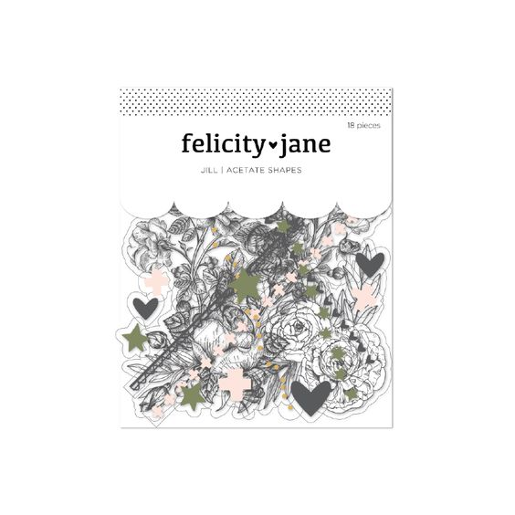 Felicity Jane Jill | Acetate Shapes