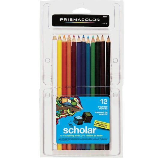 Prismacolor Scholar Colored Pencils In Assorted Michaels