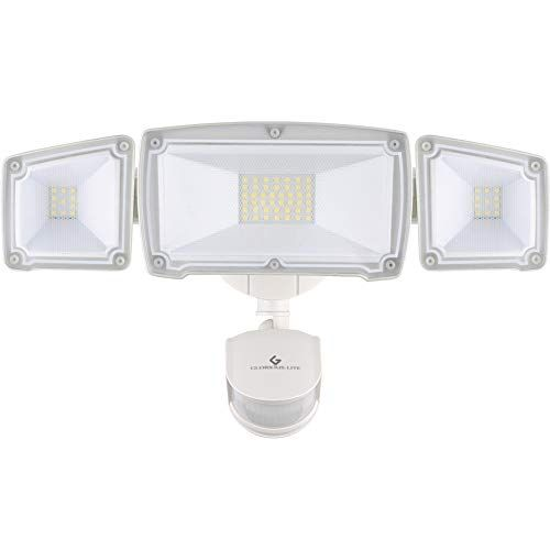 Glorious Lite 39w Led Security Light 3500lm Motion Sensor Light