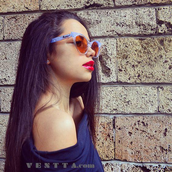 Колекция слънчеви очила лято 2014  Модел: Кристин Николова С участието на: Свилена Величкова & Кристин Николова Стилист: Дени Тодорова  Кристин представя модел Dsquared2: http://ventta.com/products/dsquared2-slnchevi-ochila5/