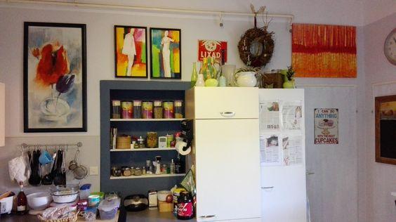 Mein Zuhause , die Küche