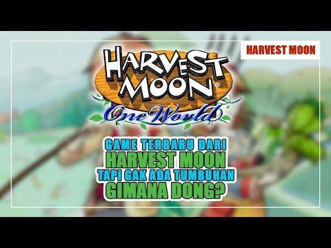 Harvest Moon One World Switch Exclusive Di 2020 Harvest Moon Evolusi Nostalgia