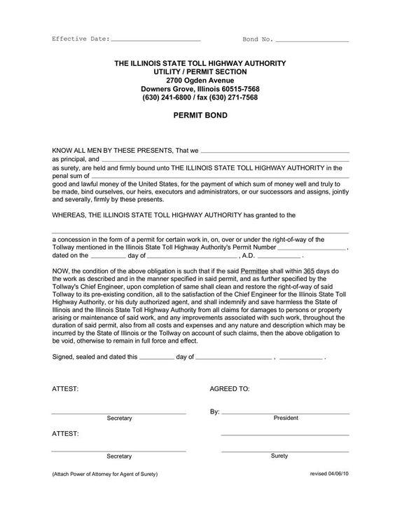 EZ Surety Bonds (ezsuretybonds) on Pinterest - agent contract template