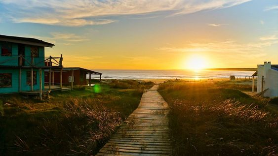 A unexpected gem on the Uruguayan cost - Our Cabo Polonio Travel Guide will inspire you to make the long trip here and relax in bliss with waves crashing.