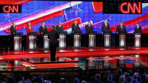 GOP candidates take shots at Obama ahead of State of the Union