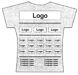 Pinterest the world s catalog of ideas for Sponsor t shirt design