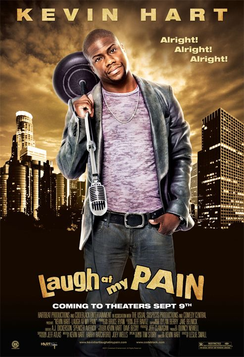 Kevin Hart: Laugh at My Pain DVDRip