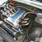 1970 Datsun 510 Engine