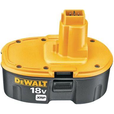 Dewalt 18-volt High-capacity Xrp Battery