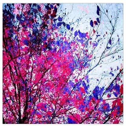 Bild - Dieses Bild bringt Farbe ins Spiel - ohne Frage. Ein toller Blickfang! - ab 35,00€