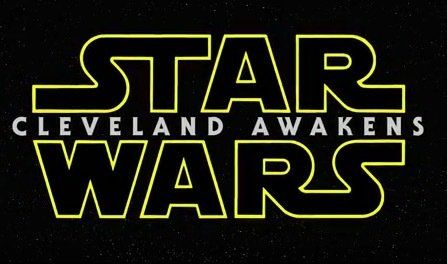 "Imagine if ""Star Wars: The Force Awakens"" took place in Cleveland. That's premise for ""Cleveland Awakens,"" a two-minute trailer that follows the basic plot of the latest ""Star Wars"" film with the CLE filling in for Jakku."