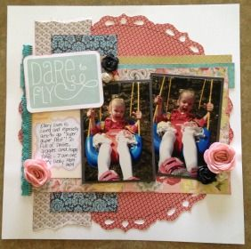 #ctmh Ariana paper with PML cards The Brae-er | Just another WordPress site