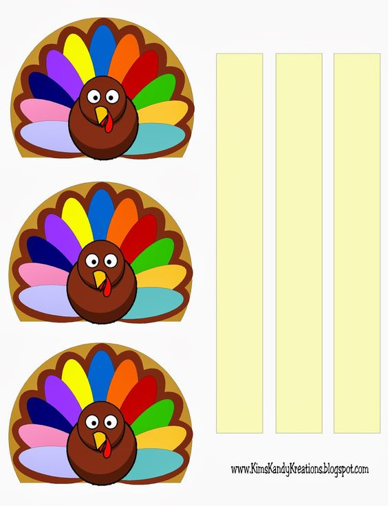 Thanksgiving+Turkey+Printable+Napkin+Rings.jpg 1,225×1,600 pixels