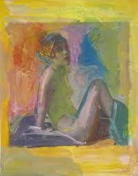 Resultado de imagen para saul leiter paintings