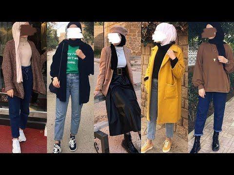 ملابس بنات مراهقات 14 سنة فما فوق خريف و شتاء 2020 2021 موضة بنات خريف 2020 ملابس بنات للمدرسة Youtube Winter Jackets Fashion Jackets