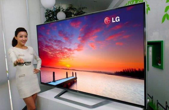LG LM9600, la HD TV con cornice (quasi) inesistente