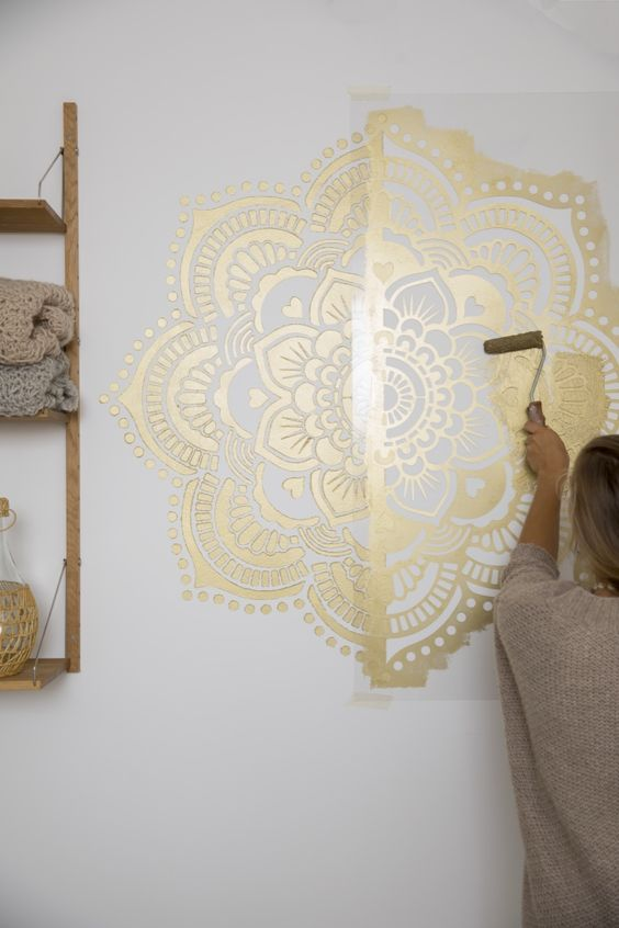 Decorate Your Meditation Space