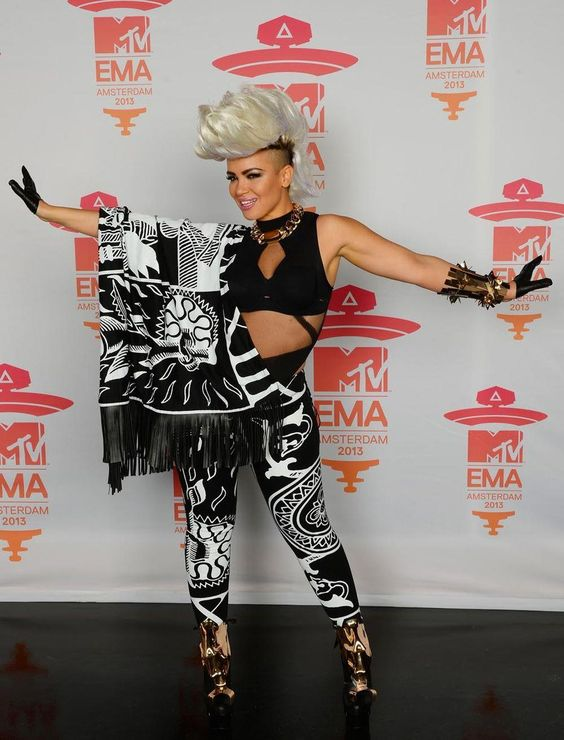 Best and Worst Dressed at the MTV EMA's 2013