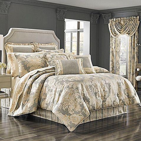 J Queen New York Trade Rialto Comforter Set Bed Bath Beyond