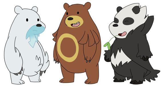 We Bare Bears Pokemon ...