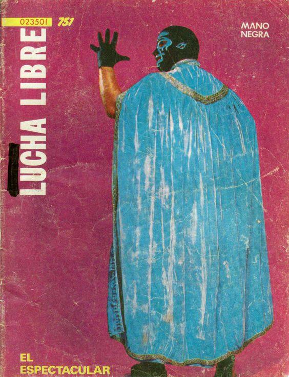 Mano Negra, LUCHA LIBRE Magazine #751