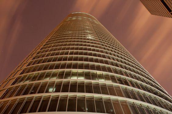 CTBA Towers, Madrid (Spain)