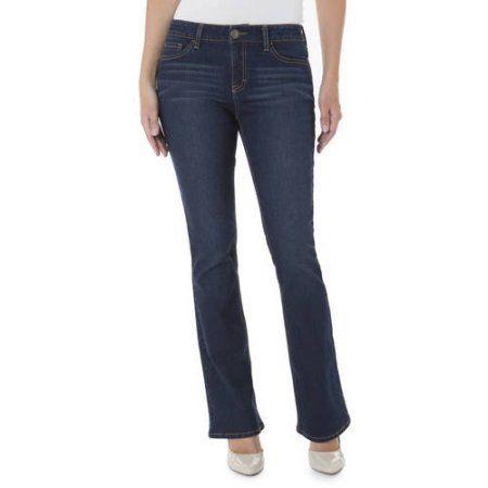 Jordache Women's Bootcut Jeans, Size: 16, Gray | Women's bootcut ...
