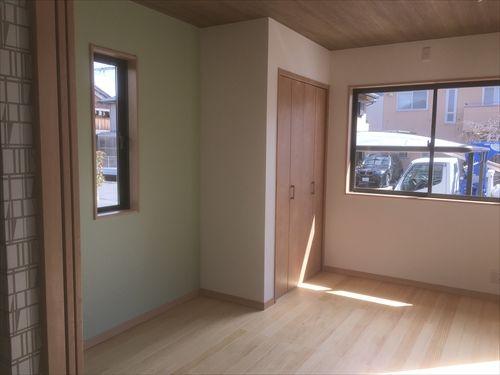 野洲市m様邸増築工事施工事例です サンルームを撤去し そこに3畳分