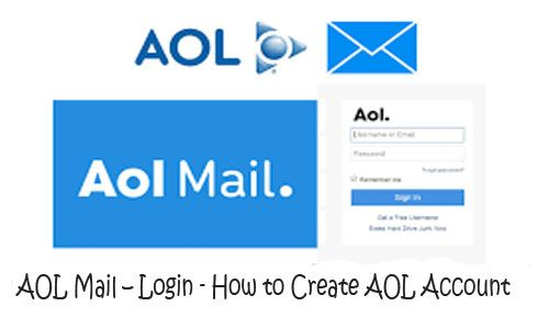 Aol Mail Login How To Create Aol Account Aol Mail Mail Account
