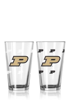 Boelter  16-oz. NCAA Purdue Boilermakers 2-pack Color Changing Pint Gl