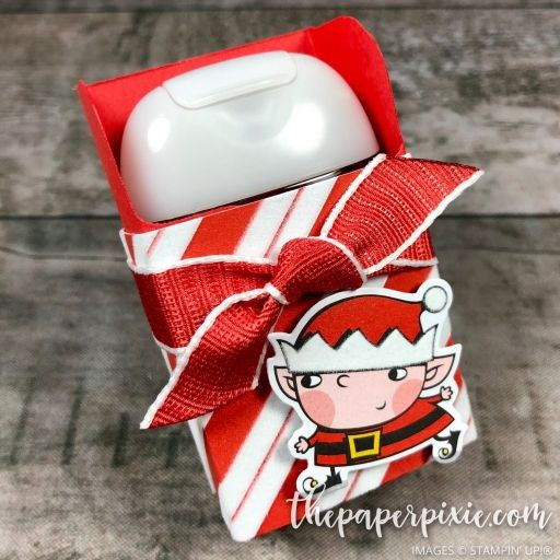 Hand Sanitizer Pocketbac Box With Video Tutorial The Paper