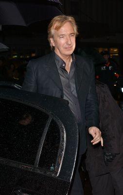 Alan Sydney Patrick Rickman - Alan Rickman Photo (17235352) - Fanpop
