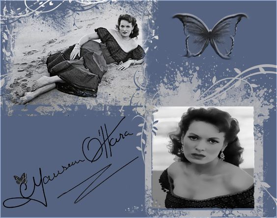 Image detail for -Maureen O'Hara - Classic Movies Photo (21396020) - Fanpop fanclubs