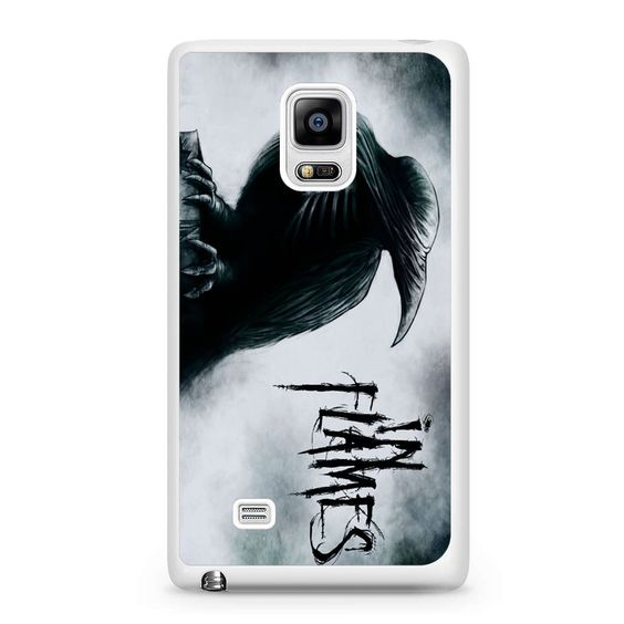 In Flames Samsung Galaxy Note Edge Case