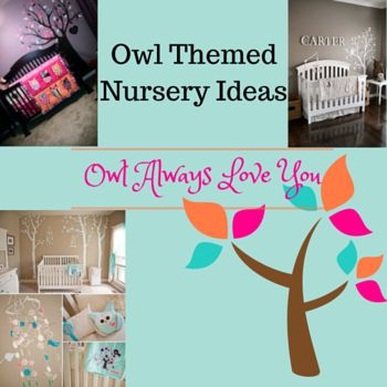 Owl Themed Nursery Ideas