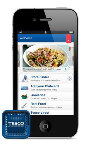 TESCO meghódítja az Online világot