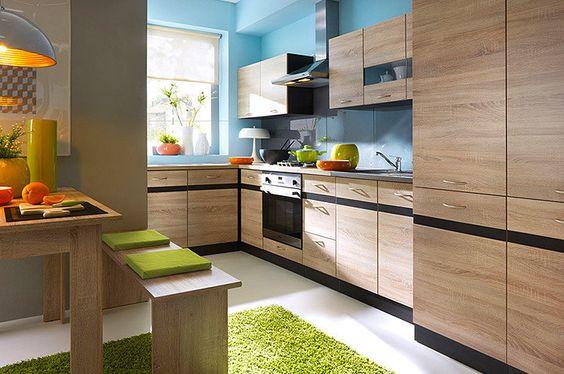 Мебель для кухни Junona Line BRW сонома – практичный набор модульной мебели от польской фабрики Black Red White для обустройства кухни. Изготавливается в цвете: корпус – венге; фасад – дуб сонома со вставками венге. http://gerbor.kiev.ua/polskaya-mebel-brw/mebel-junona-line-brw/kuhnya-junona-brw-sonoma/