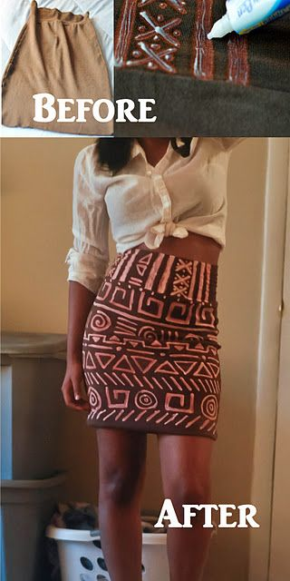 bleach pen skirt- I want to do one with a poem or lyrics...