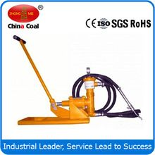 chinacoal11 manual cement grout China supplier hand operated grout pump