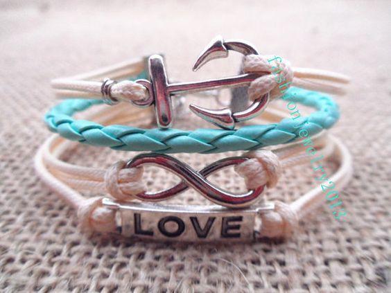 <3 Stacked Bracelets