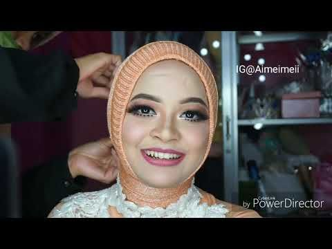 Tutorial Hijab Pengantin 1 By Aimei Rias Pengantin Brebes Youtube Hijab Tutorial Hijab Tutorial