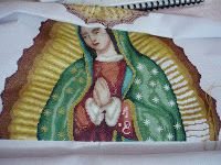 Our Lady of Guadalupe - Counted Cross-Stitch pattern