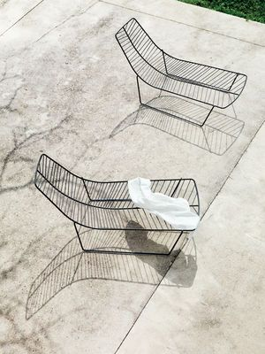 Chaise longue Leaf / Arper http://www.madeindesign.com/prod-leaf-chaise-longue-arper-refleaf-1804-laque-v13.html