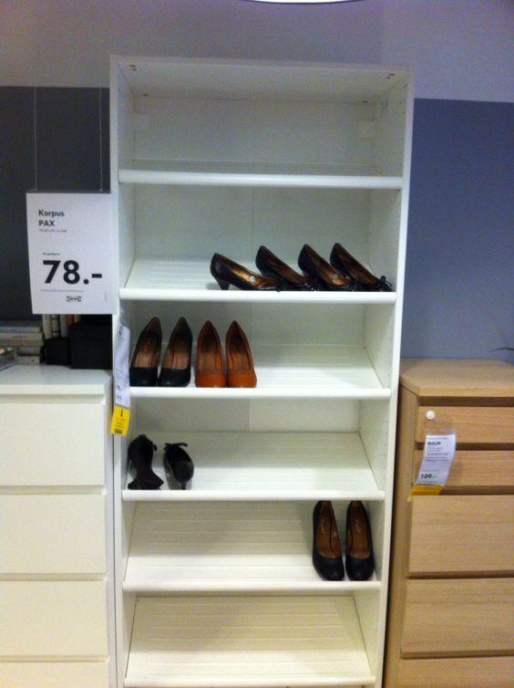 schuhschrank ikea pax flur garderobe pinterest ikea. Black Bedroom Furniture Sets. Home Design Ideas