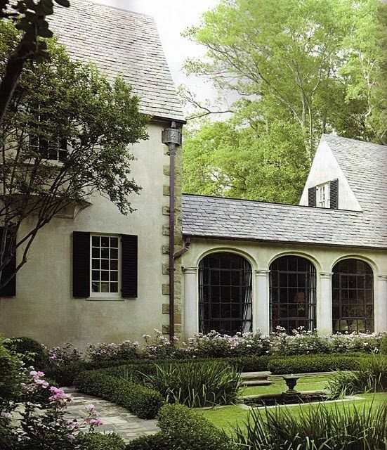 Farmhouse Chic | French farmhouse style | Spaces and Places
