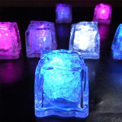 LED-Eiswürfel