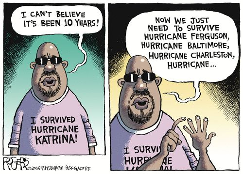 Keystone Progress        Daily Funnies         .: Rob Rogers, August 29, 2015