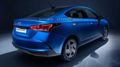 India Bound 2020 Hyundai Verna Facelift Officially Revealed In Russia In 2020 Hyundai Hyundai Accent Facelift