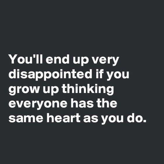 Malheureusement ...