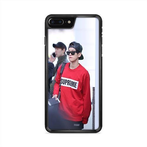 Exo Baekhyun Supreme Iphone 7 Plus Case Caserisa Iphone 7 Plus Iphone 7 Plus Cases Iphone 7